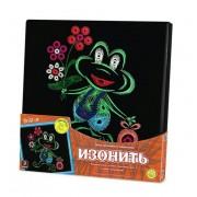Набор креативного творчества ИЗОНИТЬ Лягушонок IZN-01-07