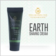 IndiaGroomingClub Earth Shaving Cream 25ml