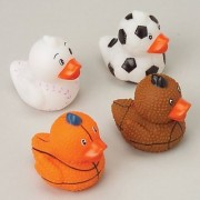 Mini Rubber Ducks In Sports Themes Mini Games Toys Prizes And Novelties