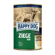 Happy Dog Ziege Pur - Conservă cu carne de capră 6 x 400 g