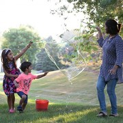 fanisi Big Bubble Wands Making Giant Bubbles, Outdoor Toys for Boys and Girls