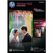HP Papel fotográfico HP Premium Plus A4 brillante 300 g/m² blanco 50 hojas