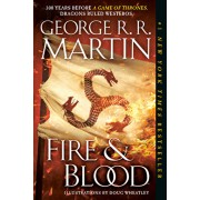 Fire & Blood, Paperback/George R. R. Martin