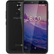 Krüger&Matz Smartfon KRUGER&MATZ Move 8 Czarny Błyszczący