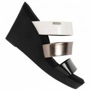 Calvin Klein Jileean Dames sleehakken sandalen E6548BWW - zwart - Size: 41