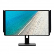"""Monitor IPS, ACER 31.5"""", PE320QKBMIIPRUZX, 4ms, 100Mln:1, HDMI/DP, UHD 4K (UM.JP0EE.001)"""