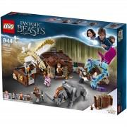 Lego Fantastic Beasts: Newt´s Case of Magical Creatures (75952)
