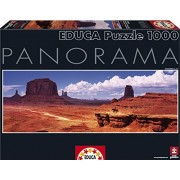 Monument Valley, USA - Educa 1000 Piece Panorama Puzzle