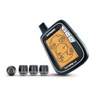 Комплект датчиков давления в шинах Carax TPMS CRX-1002
