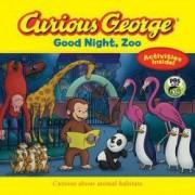 Curious George Good Night Zoo Cgtv 8 X 8