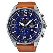Casio Analog Blue Round Watch - EFR-555L-2AVUDF (EX344)