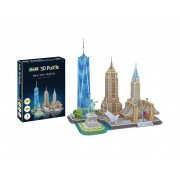 3D PUZZLE NEW YORK SKYLINE - REVELL (RV142)