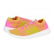 Pantofi sport alergare dama Adidas Performance Element Refine Tricot W sopink-sesosl-cblack
