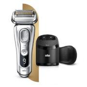Braun Series 9 Electric Shaver - SmartCare Centre - Special Offer: SmartCare Centre, CCR + Shaver Head