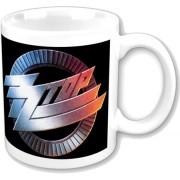 bögre ZZ Top - ZZ Top Logo Mug - ROCK OFF - ZZMUG01