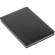 HDD Extern Toshiba Canvio Slim, 2.5 inch, 1TB, USB 3.0 (Negru)