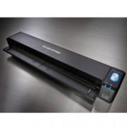 Преносим скенер Fujitsu IX-100, 600 x 600 DPI, A4, двустранно сканиране, USB, WLAN, 5 секунди на страница