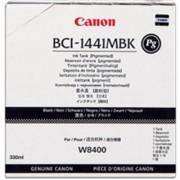 Kazeta CANON BCI-1441MBK matte black PG W8400P