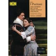 Anna Netrebko, Eric Cutler, Franco Vassallo, John Relyea - Vincenzo Bellini - I Puritani (0044007344217) (1 DVD)