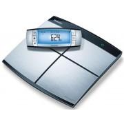 Cantar diagnostic Beurer BF105, 180 kg, Display detasabil (Gri)
