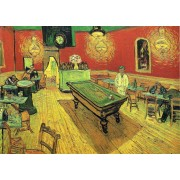 Puzzle magnetic Grafika Kids - Vincent Van Gogh: The Night Cafe, 1888, 24 piese (49665)