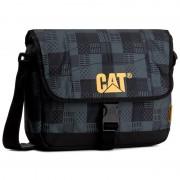 Geantă pentru laptop CATERPILLAR - Caine 83111 Grill Checker Aop Black 199