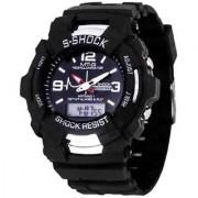 Letest MTG Black Dial Analogue-Digital Mens Watch MTG LARGE black