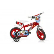"Bicicleta copii DINO BIKES 412UL SW, Roti 12"", Super Wings"