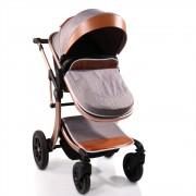 Cangaroo Kombinovana kolica za bebe Sofie Siva (CAN4485)