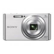 SONY DSCW800S Silver fotoaparat