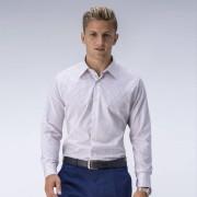 Tailor Store Rödrutig businesskjorta