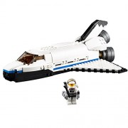 Lego Creator Space Shuttle Explorer 31066 Building Kit (285 Piece) - Multi Color