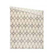 Mikronesse Decke mit Grafikdruck beige unisex