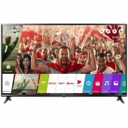 Televizor LCD LG 65UK6100PLB, UHD 4K, Smart TV, Wi-Fi, Ultra Stadium Surround, 164 cm, Negru