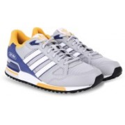 Adidas Originals ZX 750 Men Sneakers(Blue, Grey, White, Yellow)