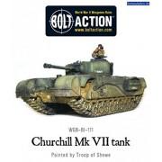 Bolt Action 28mm Churchill MK VII