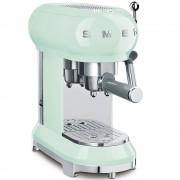 SMEG - Espresso Kaffeemaschine Pastellgrün Serie 50 Jahre