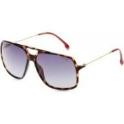 Carrera Retro Square Sunglasses(Grey)