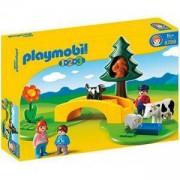 Комплект Плеймобил 6788 - Детска площадка в гората, Playmobil, 290981