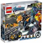 LEGO Marvel Super Heroes Razbunatorii - distrugerea camionului No. 76143