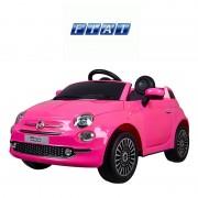 Dečiji auto na akumulator FIAT 500 (Model 237 roze)