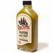 Jalapeno, Green Tomato & Coriander Chilli Sauce 200ml
