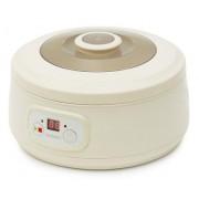Aparat de facut iaurt Oursson FE1502D/IV, 1L (Crem)