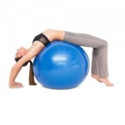 Топка за йога Bodyflex Anti-brust 75, синя, BF-YBA75
