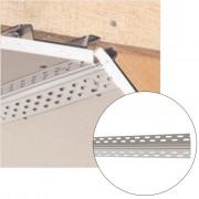 Coltar profil PVC de glet cu unghi variabil PROTEKTOR 70-135 grade