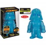 Funko Hikari Darth Vader Hologram Glow Brilla Oscuridad Star Wars Disney Premium Sofubi Japones Vinyl Edición Limitada-Azul