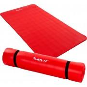 Movit M01978 podložka na jógu 190 x 100 x 1,5 cm – červená
