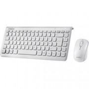Perixx Sada klávesnice a myše Perixx Periduo-707 Plus W, bílá