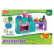 Funskool Fun Doh Kitchen Set