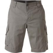 Pantaloni scurţi bărbaţi FOX - Slambozo Cargo - Gunmetal - 19043-038